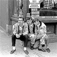 Image result for Australian Teddy Boys in 1950s