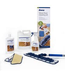 bona wood floor cleaning range complete 4