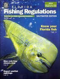Florida Freshwater Fishing Regulations Chart Boating Florida Go Fishing