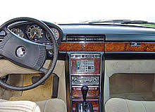 mercedes benz w116 price and interior features edit