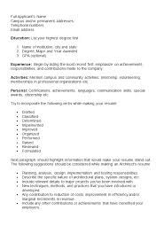CV Example   StudentJob   StudentJob Personal Career Management