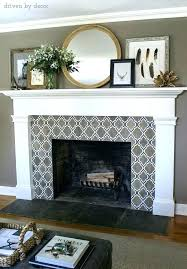 glass tile fireplace surround best fireplaces images on glass tile fireplace surrounds surround white glass tile