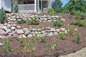 easy does it retaining wall ideas