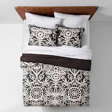 white fl anajassa comforter set