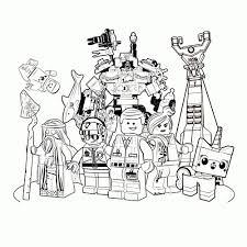 Leuk Voor Kids The Lego Movie Kleurplaten Beste Kleurplaat Ninjago