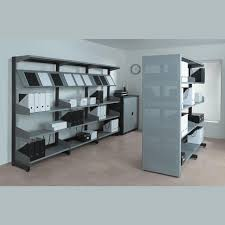 office racking system. Photo Of Technic Office Shelving Racking System