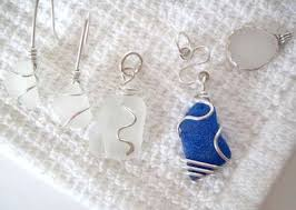 sea gl jewelry techniques by lin schneider