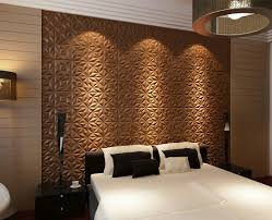 Pvc Panel Design For Bedroom Pin By Aafrin Sultaana On Archi In 2020 Bedroom Wall