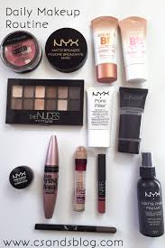 today i wanted to share with you my daily makeup routine my makeup looks aren t always glamorous like i showcase