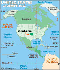 Image result for the Oklahoma City suburb of Moore, map