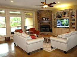 family room with fireplace and tv layout medium size of living a living room with corner fireplace corner furniture family room furniture layout tv
