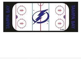 hockey rink rug bay lightning hockey rink accent runner rug ice rink rug
