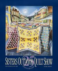 Sisters Outdoor Quilt Show Posters by Dan Rickards, Dennis ... & 2000