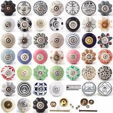 door knobs. Image Is Loading Multi-coloured-ceramic-knobs-drawer-pull-cupboard-door- Door Knobs R