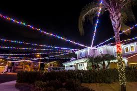 Boo Lights 2017 These Homes Already Have Their Christmas Lights Up But How
