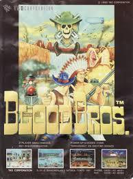 hardcore gaming cabal blood bros blood bros arcade 1991