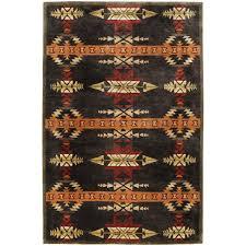 gatekeeper charcoal rug 4 x 6