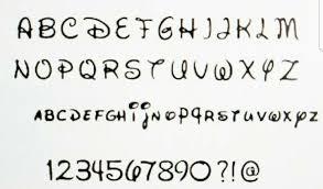 ディズニー風フォントカッティングステッカー切り文字 1200 メルカリ スマホでかんたん フリマアプリ
