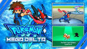 Pokemon MEGA DELTA - New COMPLETED NDS ROM Hack 2020 with GEN 8, Mega  Evolution, Ash Greninja &MORE! - YouTube
