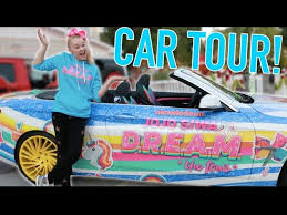 Jojo siwa came out as part of the lgbtq community in january. Car Tour Jojo Siwa Youtube