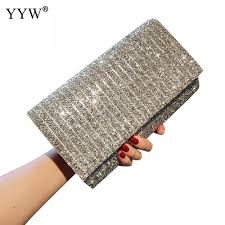 Designer Evening Bags Sequined Handbags And Purse Womens Bags Designer Evening Night Party Small Clutch Bag For Women Fashion Lady Prom Purse Wallet Designer Handbags Sale