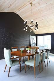 mid century modern dining room table. 17 Stunning Mid Century Modern Dining Room Designs Captivating Home Rooms Table