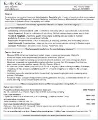 Project Coordinator Resume Examples Resume Example