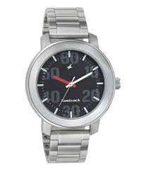 fastrack 3121sm02 silver metal analog watch buy fastrack fastrack 3121sm02 silver metal analog watch