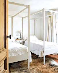 Twin Wood Canopy Bed Incredible Best 25 Twin Canopy Bed Ideas On ...