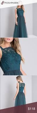 Chi Chi London Georgina Dress Beautiful New Dress With The
