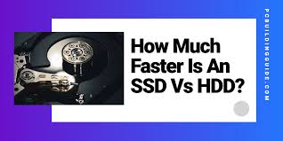 Hard Drive Performance Chart How Much Faster Is An Ssd Vs Hdd Speed And Performance