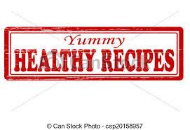 healthy recipes clipart. Brilliant Clipart Healthy Recipes  Csp20158957 With Recipes Clipart L