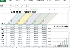 Small Business Expense Sheet For Excel