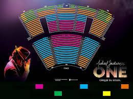 14 Mandalay Bay Theatre Virtual Seating Chart Mandalay Bay