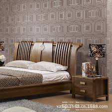 Upscale Living Room Furniture American Retro Wood Furniture Creative Wrought Iron Work Round