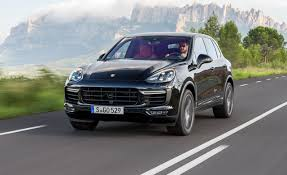 2015 Porsche Cayenne Turbo First Drive | Review | Car and Driver