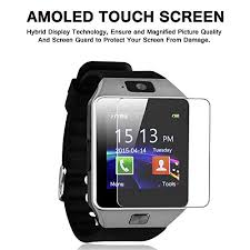 tuoch mobile elv touch screen bluetooth smart wrist watch with camera sim card