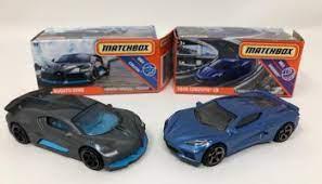 Hot wheels matchbox bundle x21 lamborghini 5 pack and 2021 exotics bugatti divo. The Matchbox Bugatti Divo Is Coming Soon Here Is A Look Lamleygroup