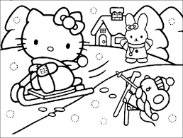 Hello kitty was born on november 1 in the suburbs of london and she lives there with her parents george and mary, and her twin sister, mimmy. 35 Free Hello Kitty Coloring Pages Printable