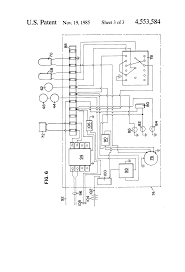 patent us4553584 refrigeration air exchanger system maintaining patent drawing