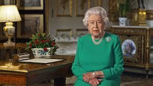 UK's Queen Elizabeth praises key workers in coronavirus address ...