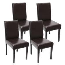 Esstisch Sessel Braun