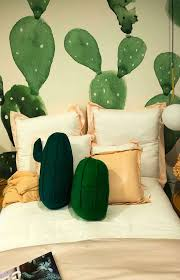 10 gorgeous cactus themed bedrooms and