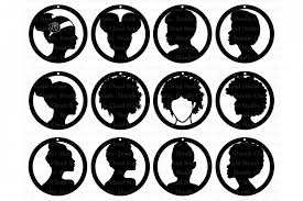 African american silhouette illustrations & vectors. Pin On Svg Cutting Files Cricut Silhouette Cut Files