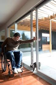 how to unlock a sliding glass door from the outside letting his cat out of the house through sliding glass doors sliding glass door will not unlock