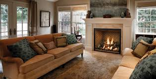 Indoor Fireplace Ideas With ...