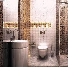Badezimmer Mosaik Beige