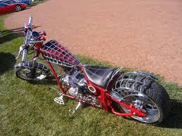 mini occ black widow chopper 110cc 4 speed transmissio flickr