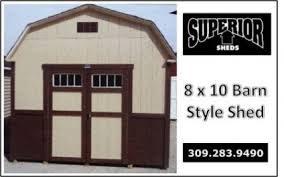 8x10 barn style shed 1790 00 value for 895 00