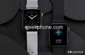 Смарт-<b>часы Xiaomi Mi</b> Watch 2 могут получить обновлённый ...